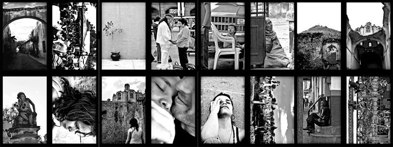 EXHIBITION PHOTOGRAPHS THE OPPOSING LONELINESSES OR THE CHILDREN'S GAME