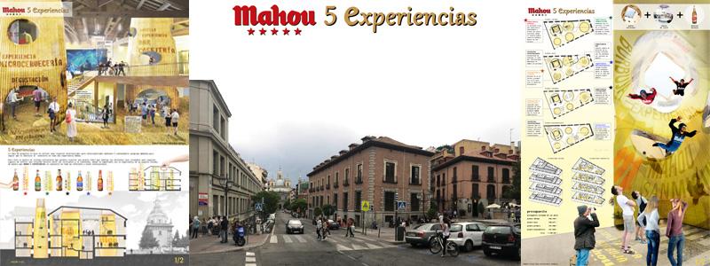 MAHOU 5 EXPERIENCIAS COMPETITION