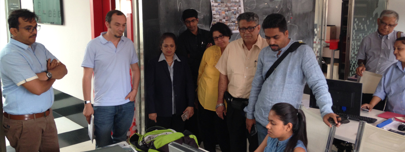 COWORKING: HUMA-Veer Narmad South Gujarat University.INDIA